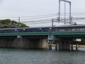 阪神電車武庫川駅