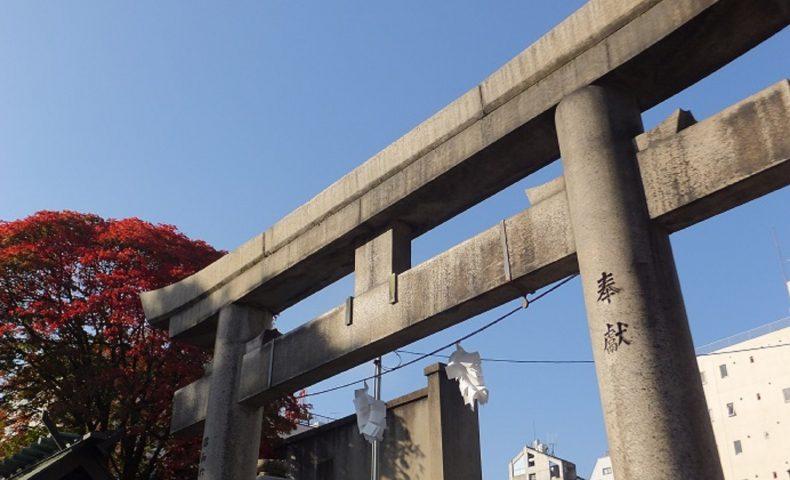 大阪天満宮の初詣