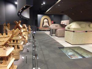 古代歴史館の常設展示