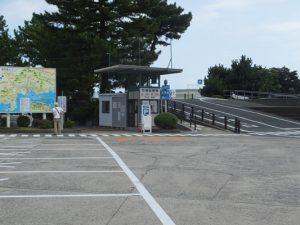 竹島有料駐車場