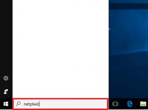 Windowsのパスワードの省略