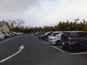 水春駐車場