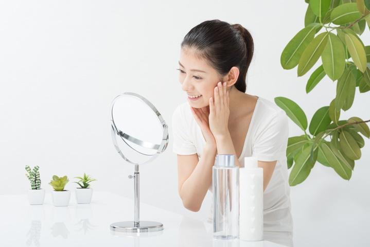 入浴・洗顔後の保湿